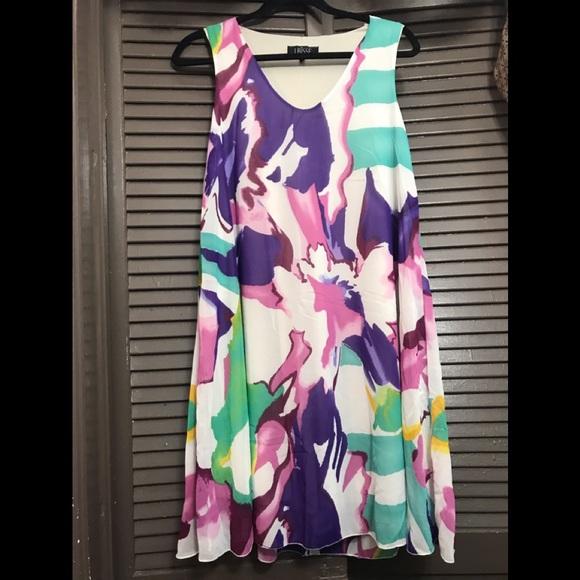 Lbisse Dresses & Skirts - Lbisse swing dress size XL (fits M) Boutique